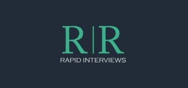 Rapid Interview transparent png logo